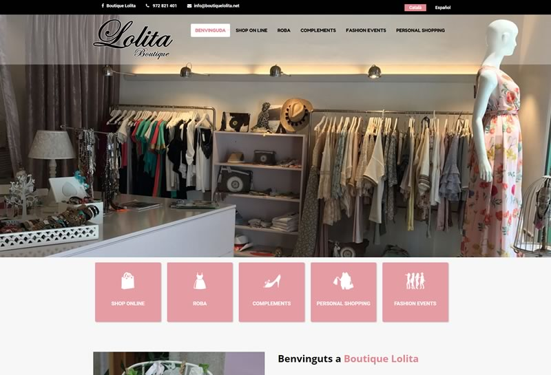 Boutique Lolita
